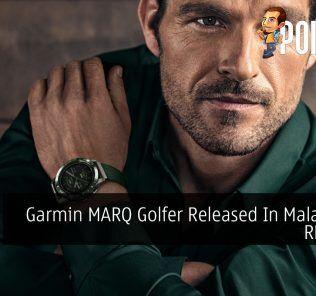 Garmin MARQ Golfer Released In Malaysia At RM9,300 29