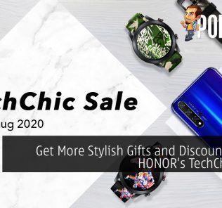 HONOR TechChic Sale cover