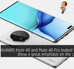 HUAWEI Mate 40 and Mate 40 Pro leaked renders show a great emphasis on the cameras 28