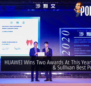 HUAWEI Wins Two Awards At This Year's Frost & Sullivan Best Practices 21