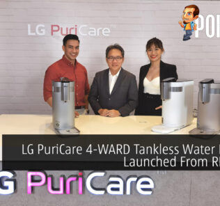 LG PuriCare 4-WARD Tankless Water Purifier Launched From RM5,300 25