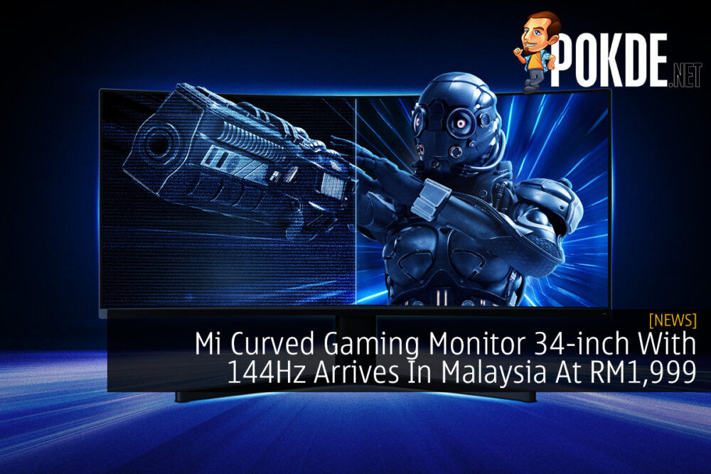 Mi Curved Gaming Monitor 34-inch With 144Hz Arrives In Malaysia At RM1,999 18