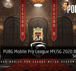 PUBG Mobile Pro League MY/SG 2020 Back For Season 2 29
