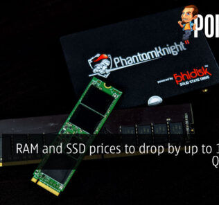 RAM and SSD prices to drop by up to 15% by Q4 2020 23