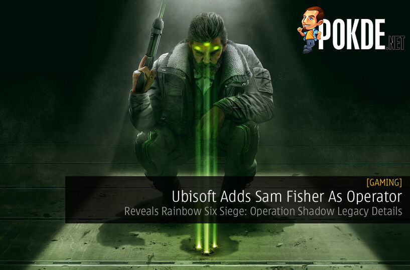 Ubisoft Adds Sam Fisher As Operator And Reveals Rainbow Six Siege: Operation Shadow Legacy Details 26