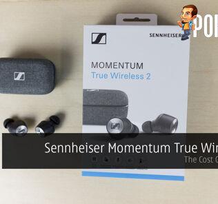 Sennheiser Momentum True Wireless 2 Review — The Cost Of Premium 35