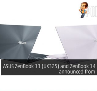 ASUS ZenBook 13 (UX325) And ZenBook 14 (UX425) Announced From RM3999 15