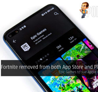 fortnite removed app store play store sue cover