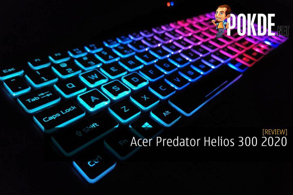 Acer Predator Helios 300 2020 Review