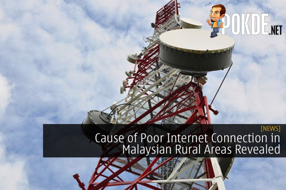 Cause of Poor Internet Connection in Malaysian Rural Areas Revealed