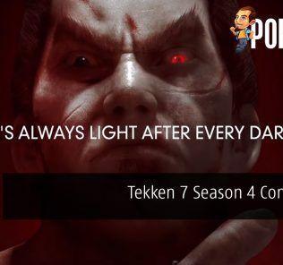 Tekken 7 Season 4 Confirmed - Teases New Character and Improves Netcode