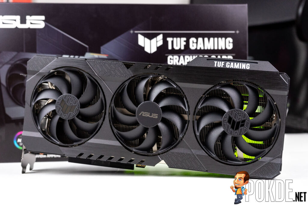 ASUS TUF Gaming GeForce RTX 3080 OC Edition Review-7