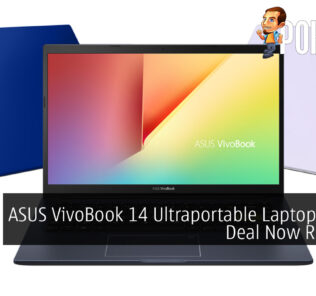 ASUS VivoBook 14 Ultraportable Laptop Online Deal Now Running 40