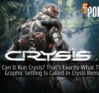 Can It Run Crysis? That's Exactly What The Best Graphic Setting Is Called In Crysis Remastered 26