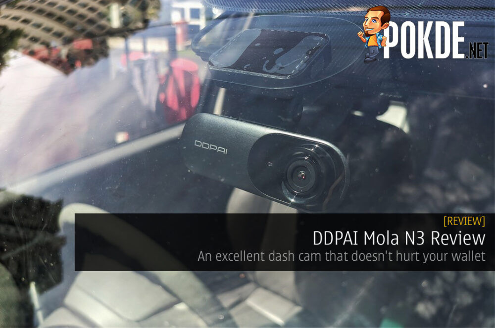 DDPAI Mola N3 Review - An excellent dash cam that doesn't hurt your wallet 27