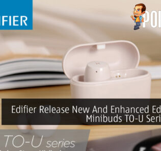 Edifier Release New And Enhanced Edifier X3 Minibuds TO-U Series TWS 52