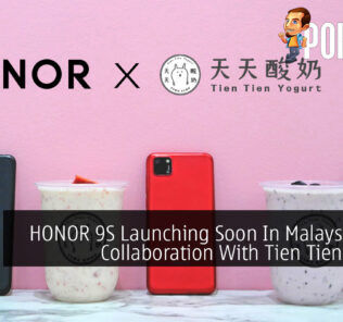 HONOR 9S Launching Soon In Malaysia With Collaboration With Tien Tien Yogurt 25