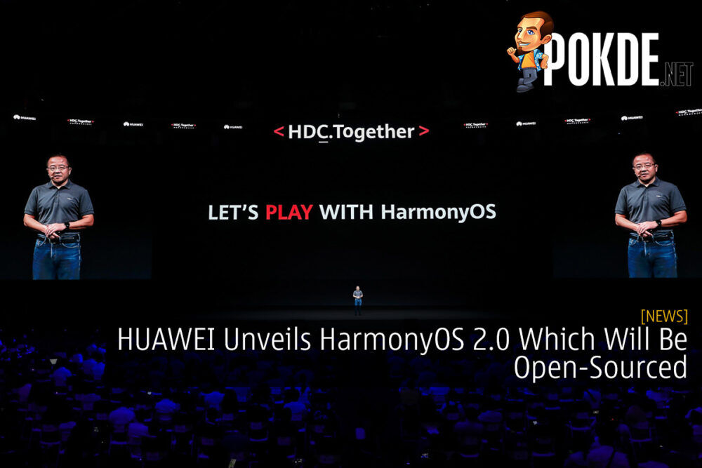 HUAWEI Unveils HarmonyOS 2.0 Which Will Be Open-Sourced 26
