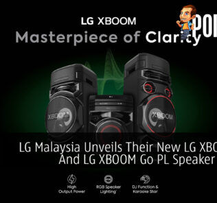 LG Malaysia Unveils Their New LG XBOOM On And LG XBOOM Go PL Speaker Lineup 22