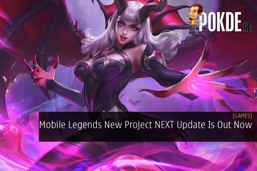 Mobile Legends Project NEXT cover 2