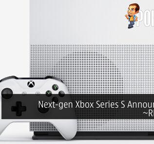 Next-gen Xbox Series S Announced At ~RM1,244 25