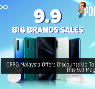 OPPO Malaysia Offers Discounts Up To RM120 This 9.9 Mega Sales 22