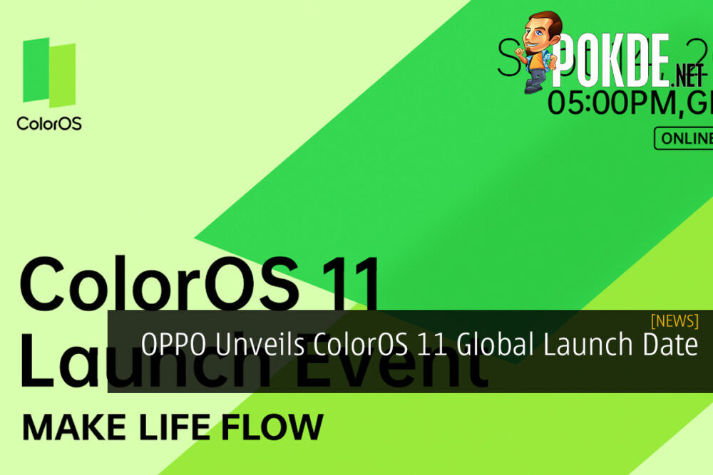 OPPO Unveils ColorOS 11 Global Launch Date 21