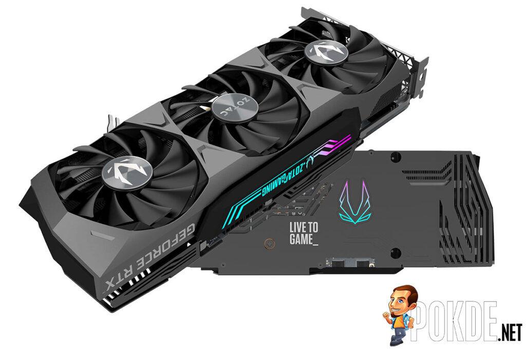 ZOTAC GeForce RTX 3080 Trinity Malaysia
