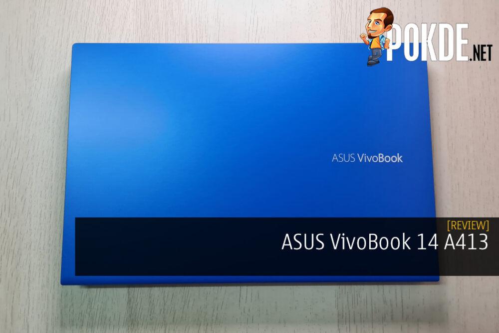 ASUS VivoBook 14 A413 Review