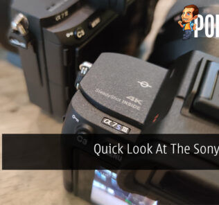Quick Look At The Sony a7S III