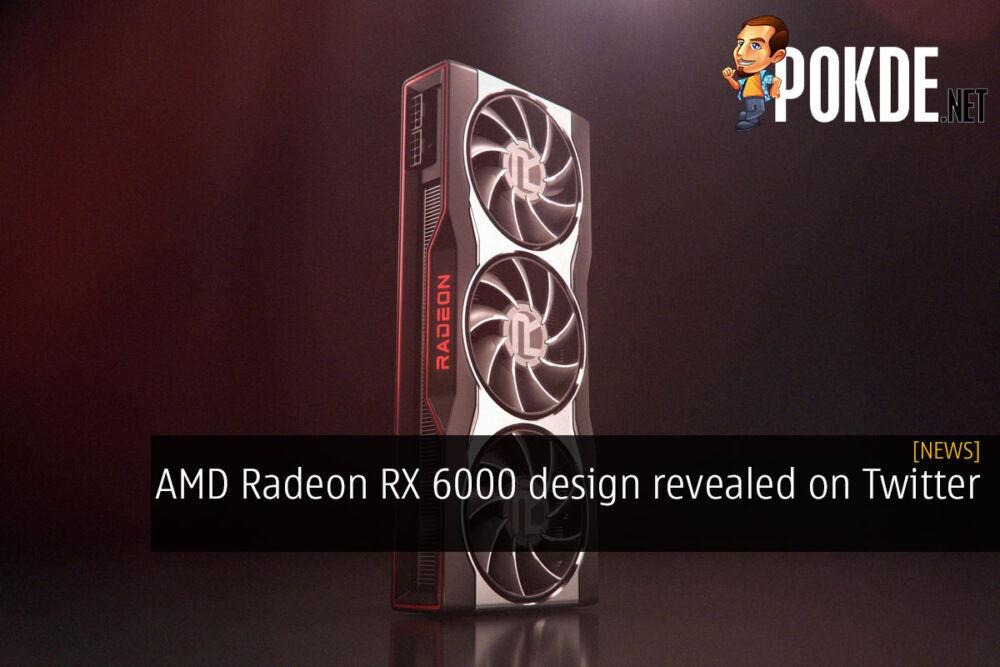amd radeon rx 6000 design cover