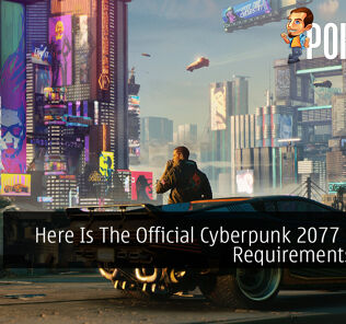 Here Is The Official Cyberpunk 2077 System Requirements for PC