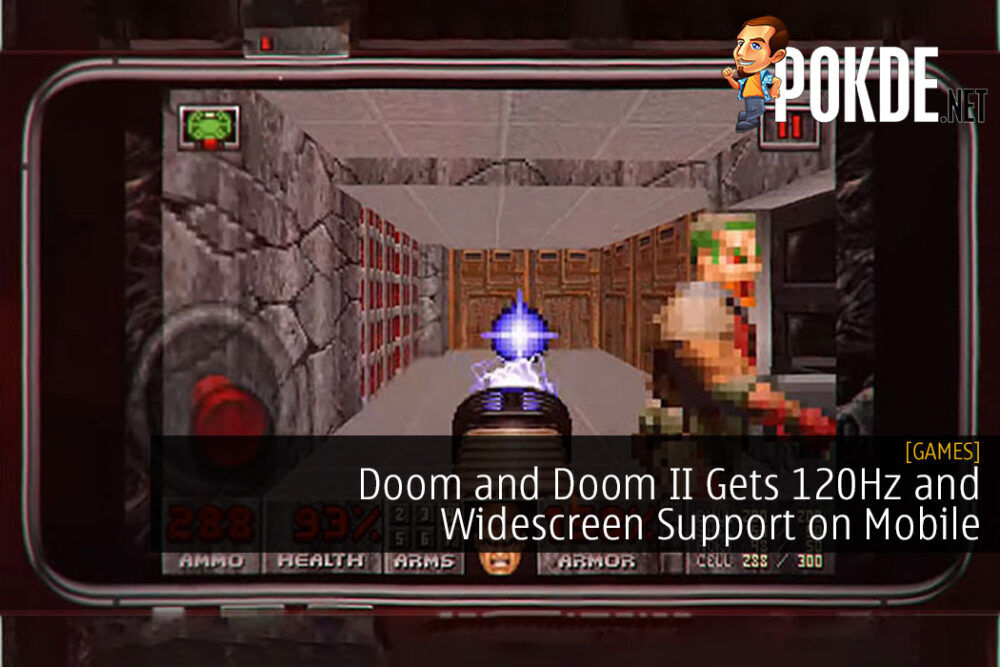 Doom and Doom II Gets 120Hz and Widescreen Support on Mobile 26