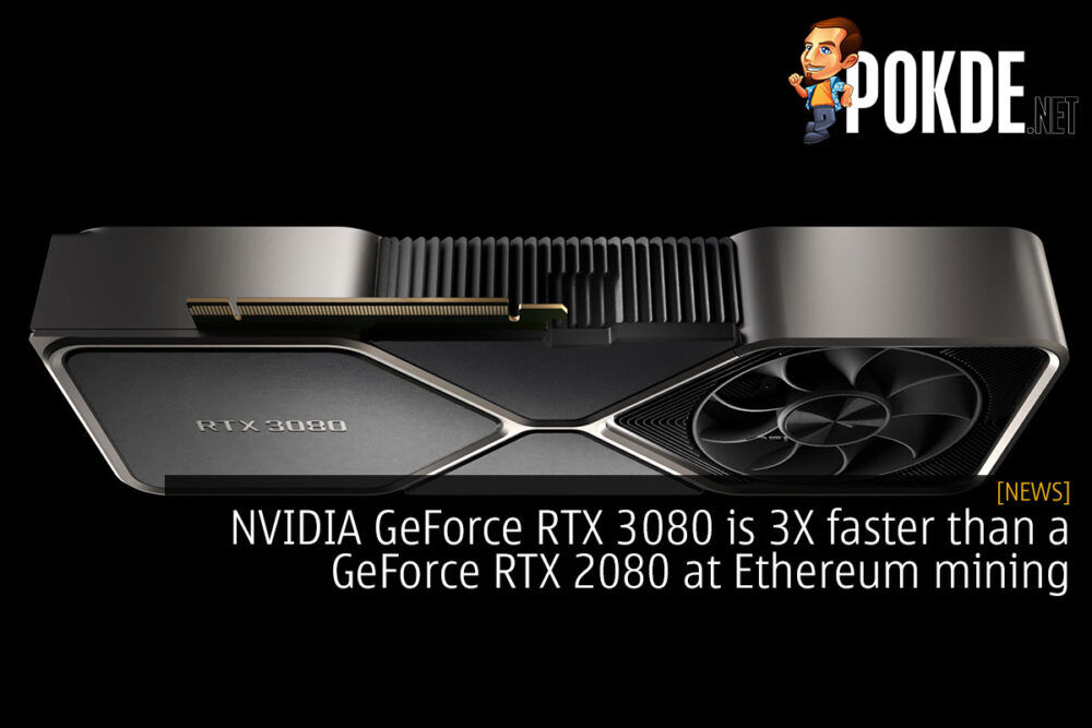 geforce rtx 3080 ethereum mining cover
