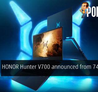 honor hunter v700 7499 cny cover