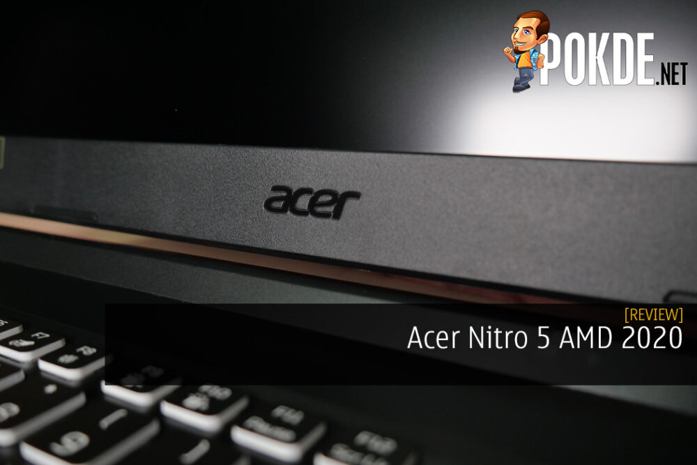 Acer Nitro 5 AMD 2020 Review