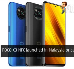 poco x3 nfc malaysia rm899 cover