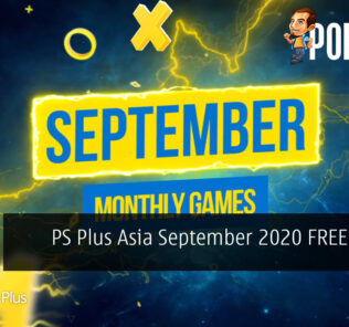 PS Plus Asia September 2020 FREE Games Lineup