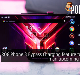 ROG Phone 3 Bypass Charging feature to arrive in an upcoming update 34