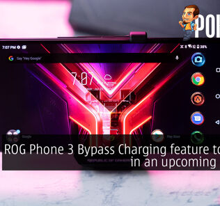 ROG Phone 3 Bypass Charging feature to arrive in an upcoming update 24
