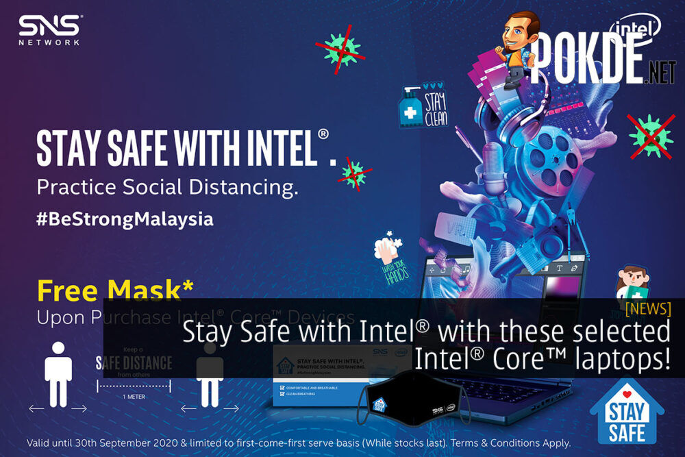 Stay Safe with Intel with these selected Intel Core laptops! 20