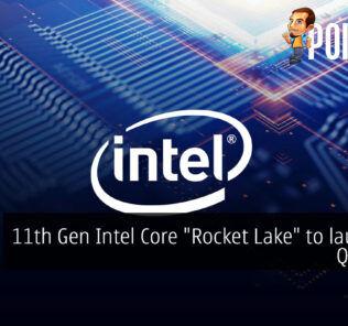 11th gen intel core rocket lake q1 2021 cover