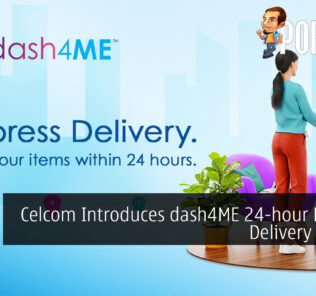 Celcom Introduces dash4ME 24-hour Express Delivery Service 24