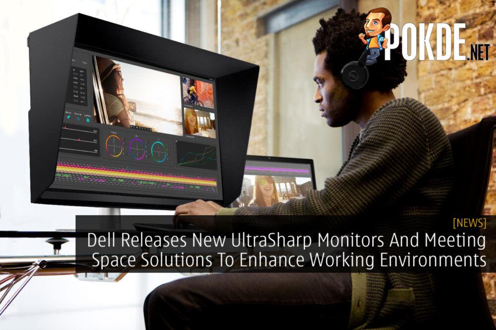 Dell UltraSharp monitor cover