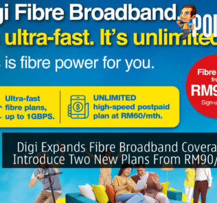 Digi Expands Fibre Broadband Coverage And Introduce Two New Plans From RM90/month 26