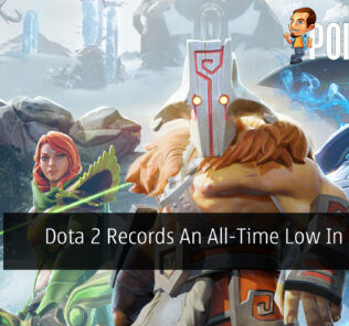 Dota 2 Records An All-Time Low In Players 24