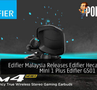 Edifier Malaysia Releases Edifier Hecate GM4 Mini 1 Plus Edifier GS01 & GS02 34
