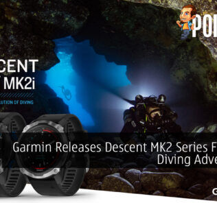 Garmin Releases Descent MK2 Series For Your Diving Adventures 27