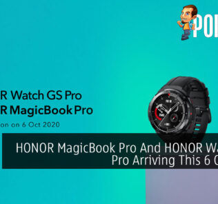 HONOR MagicBook Pro And HONOR Watch GS Pro Arriving This 6 October 21
