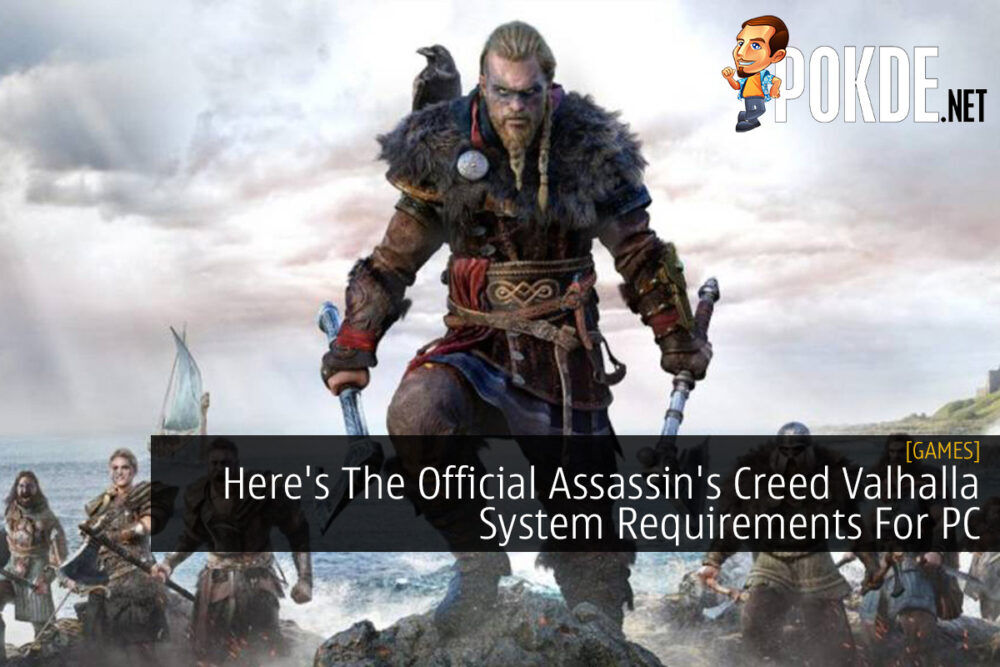 Here's The Official Assassin's Creed Valhalla System Requirements For PC 19